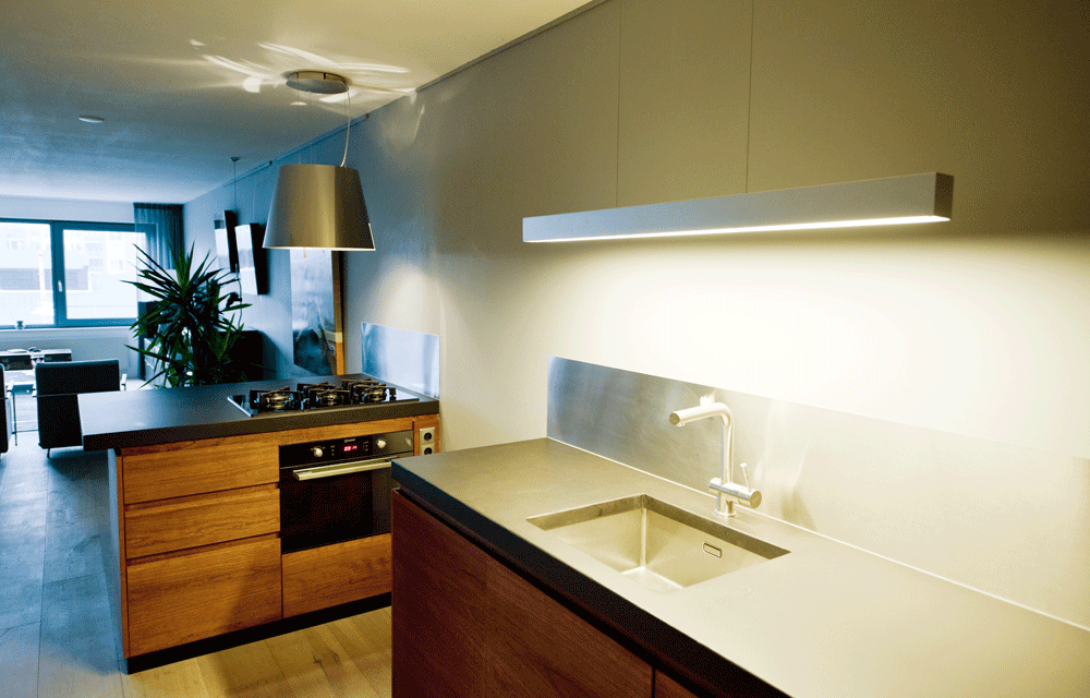 Kookeiland In Woonkamer : Open keuken met kookeiland u menno schmitz multi disciplinary design