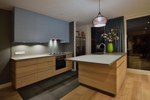 Menno schmitz multi disciplinary design - Open keuken met kookeiland ...